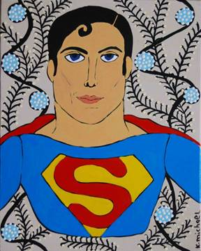superman quilt for web