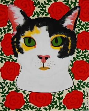 cat head quilt for web