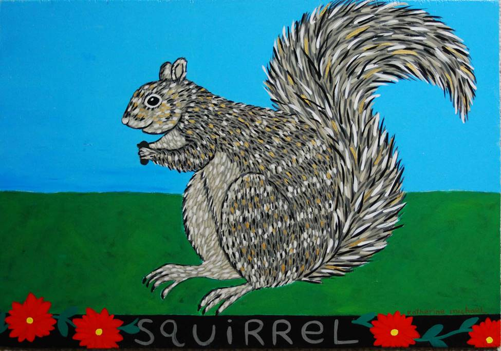 squirrel for web